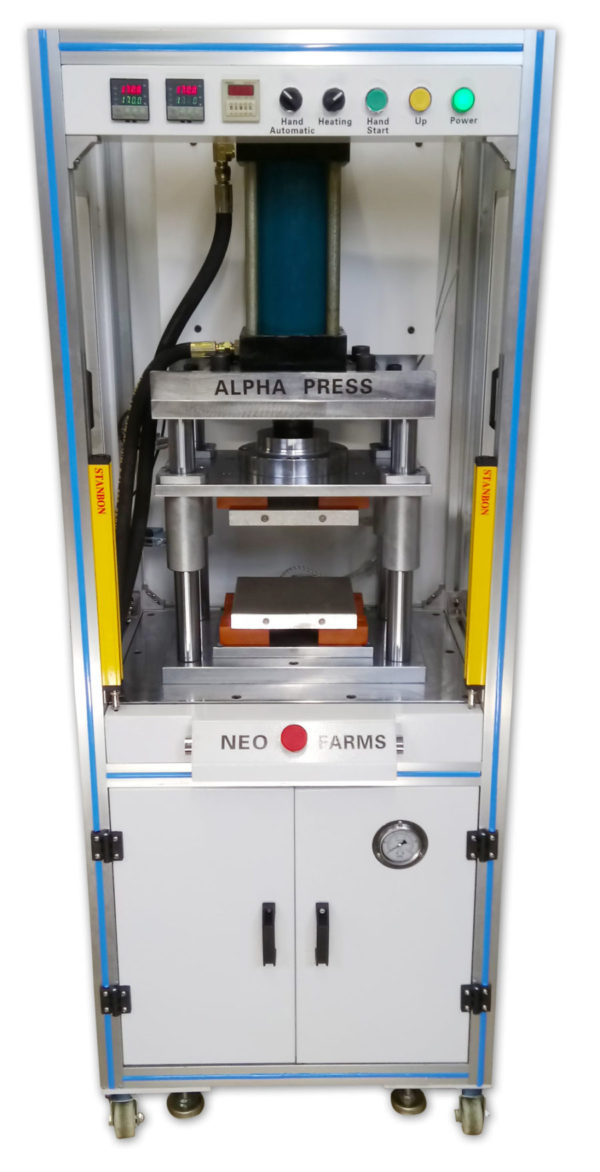 20 Ton Hydraulic Commercial Rosin Press